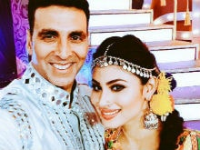 <i>Naagin</i> Actress Mouni Roy Slithers Into Akshay Kumar's <i>Gold</i>