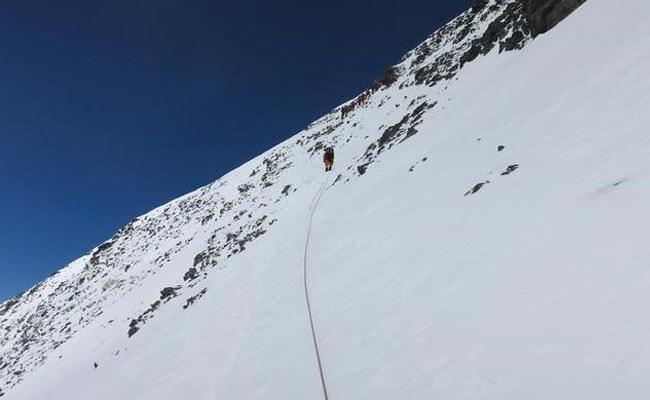 Nepal Bans Polish Climber Over Illegal Mount Everest Traverse