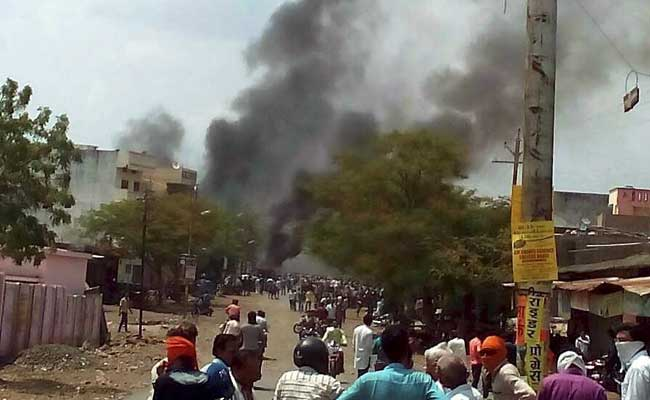 23 Dead In Fire At Cracker Factory In Madhya Pradesh's Balaghat