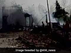 मध्य प्रदेश के बालाघाट में बड़ा हादसा : पटाखा फैक्टरी में आग से 23 लोगों की मौत