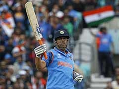 ICC Champions Trophy 2017: Virender Sehwag Calls MS Dhoni 'Mahendra Bahubali'