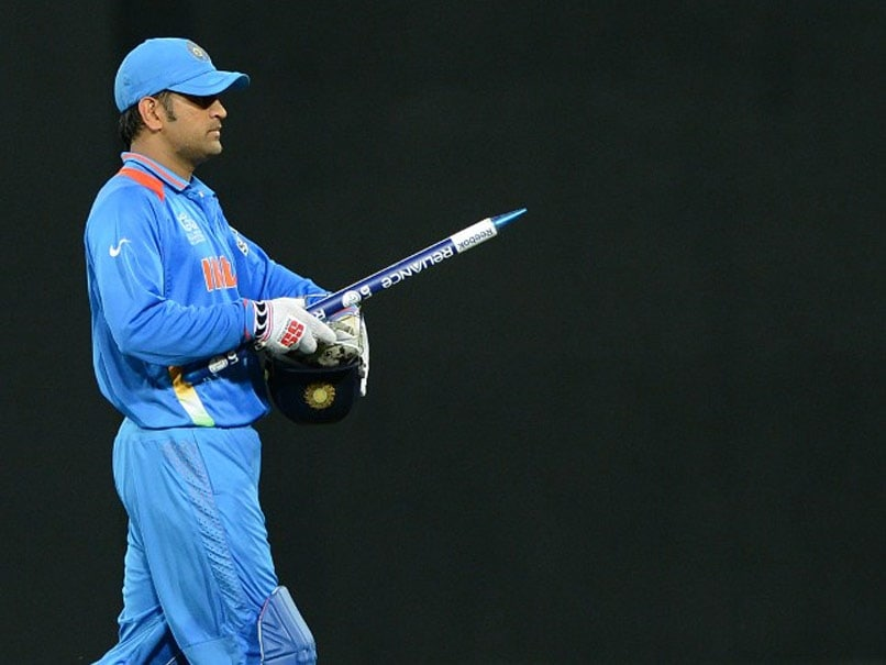 Facebook Video Shows How MS Dhoni Is The Absolute Boss Behind The Stumps