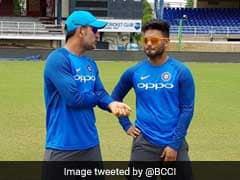 INDvsWI : तीसरे वनडे में 'राह ताकते' रह गए ऋषभ पंत, अब चौथे वनडे पर टिकी आस...!