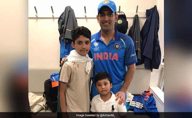Pakistan's Azhar Ali Thanks 'Legends' MS Dhoni, Virat Kohli, Yuvraj Singh. Here's Why