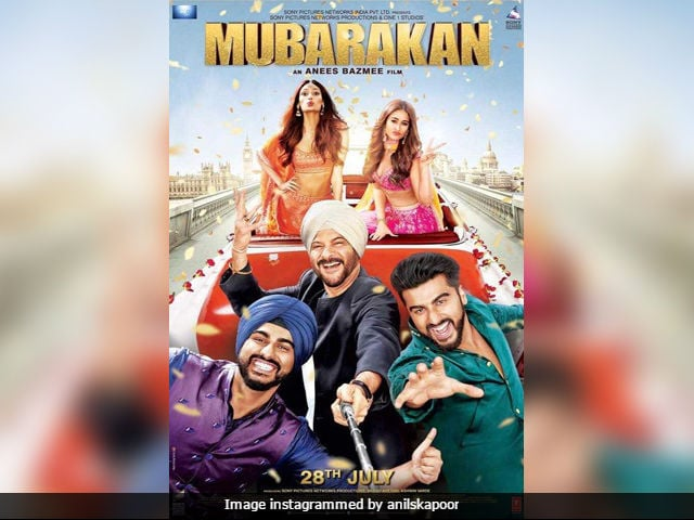 Mubarakan Trailer: Anil Kapoor And Arjun Kapoor Have Five Million Reasons To Smile