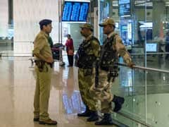 Security Supervisor Arrested For ISIS Note At Mumbai Airport
