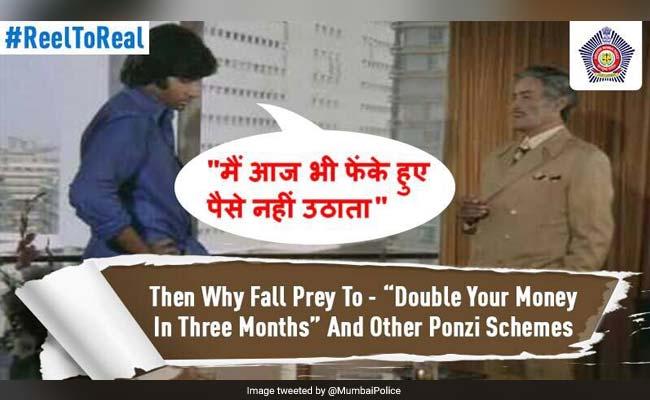 अमिताभ बच्चन मुंबई पुलिस के #ReelToReal कैंपेन को क्यों कर रहे हैं सपोर्ट, आपका जानना जरूरी है...