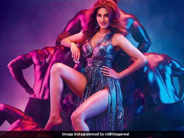 Munna Michael: Nidhhi Agerwal Looks Stunning In The New Poster
