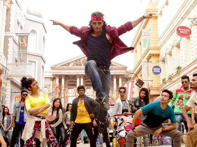 Munna Michael's Ding Dang Is Just The Right Song For Tiger Shroff Fans