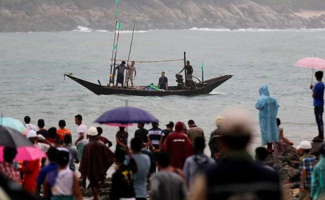 Hunt For Missing Myanmar Plane Enters Third Day, Total Of 31 Bodies Recovered