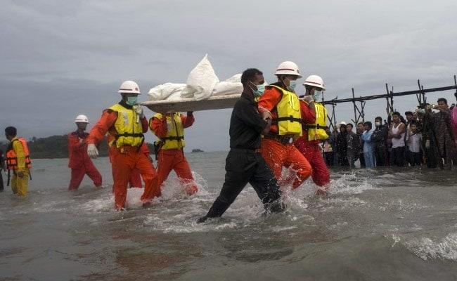 Bodies Of Mainly Women, Children, Found In Myanmar Plane Wreck