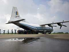 Debris Of Myanmar Plane With Over 100 On Board Found In Andaman Sea