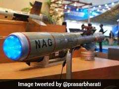 Nag Missile Successfully Test-Fired 12 Times In 11-Day Period At Pokhran