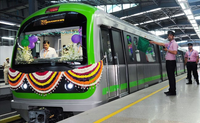 Bengaluru Namma Metro's Entire 42-Kilometre Phase-1 Finally Operational