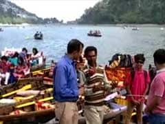 Nainital Lake Reaches Record Low, Locals Plan Barefoot Protest on Saturday