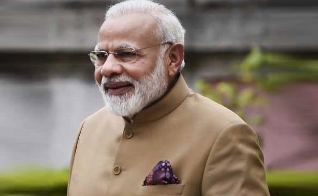 PM Narendra Modi To Undertake 2-Day Visit To Gujarat Today