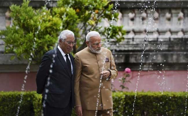 Live: PM Modi Meets Portugal's Prime Minister Antonio Costa