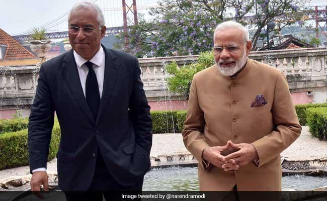 Diaspora Indians 'Real Ambassadors' Of India In Portugal: PM Modi