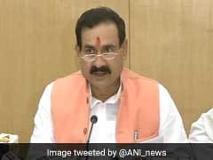 """Accept Mistake, Will Wear Mask"": Madhya Pradesh Minister Regrets Comment"