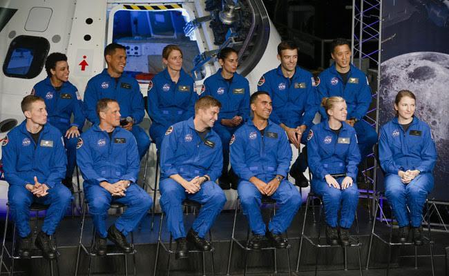 nasa astronaut class
