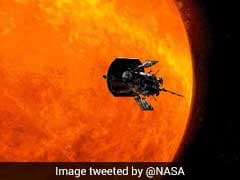 A Real Scorcher: NASA Probe To Fly Into Sun's Atmosphere