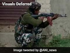 2 Terrorists Killed In Encounter By Security Forces In Jammu And Kashmir's Sopore