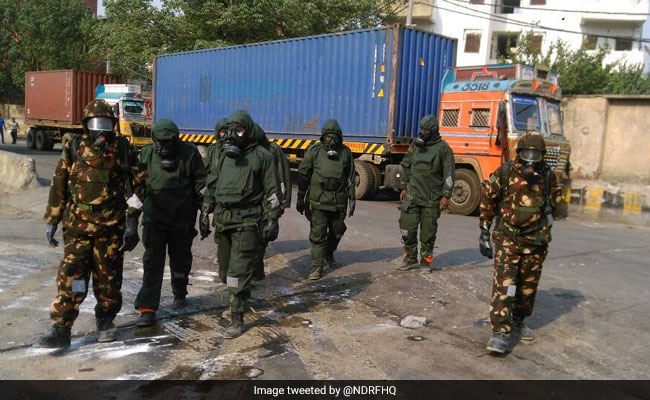 Disaster Response Force Base Comes Up In Delhi, To Respond To Bio, Nuclear Attacks
