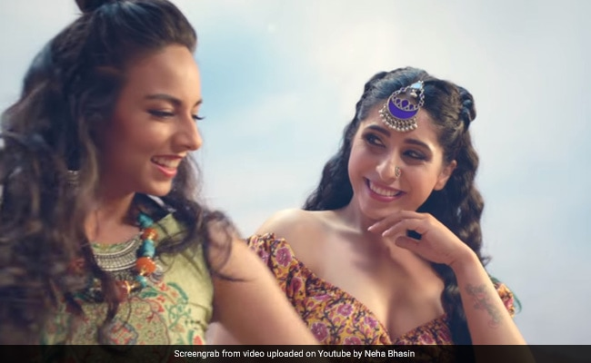 Neha Bhasin's Quirky Take On This Punjabi Folk Song Is Going Viral