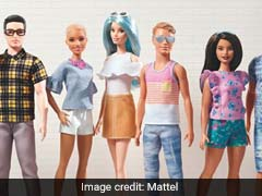 Man Buns And Freckles: Barbie's Boyfriend Ken Gets A Makeover