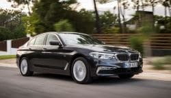 2017 BMW 5 Series: Variants Explained in Detail