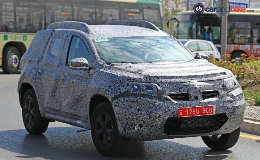 New-Gen Renault Duster To Be Unveiled In June; Public Debut At Frankfurt