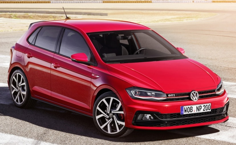 new volkswagen polo gti leaked