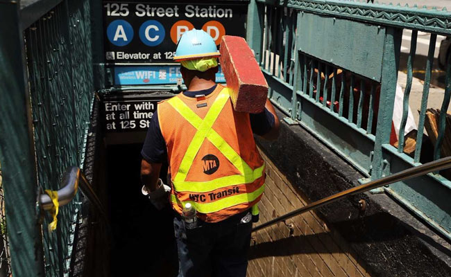 New York Declares 'State Of Emergency' For Subway System