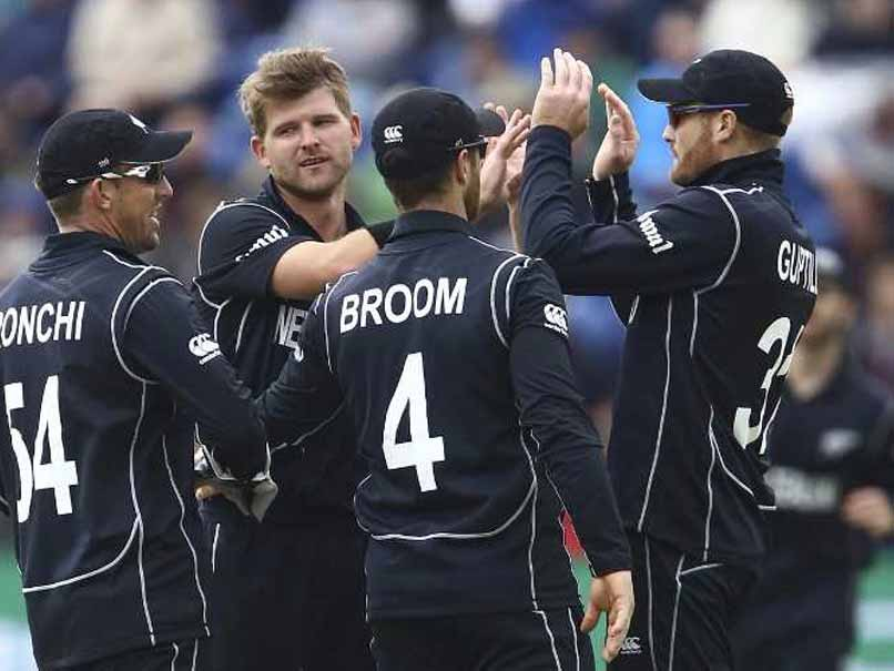 ICC Champions Trophy, Highlights: New Zealand (NZ) vs (BAN) Bangladesh