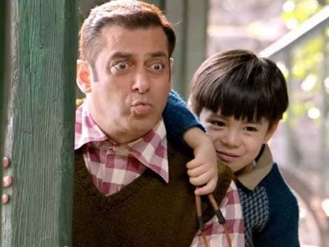 Review: Salman Khan is the worst thing about Tubelight, writes Raja Sen. Tap to read