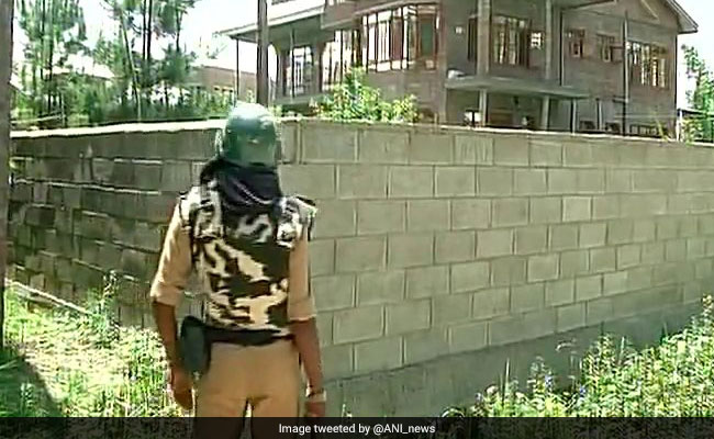 Raids To Detect Terror Funding Continues, NIA Searches 4 Spots in Kashmir