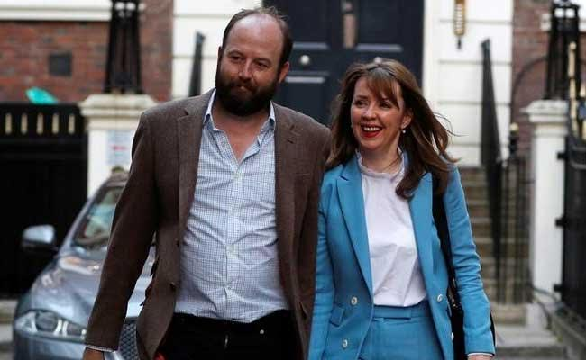 nick timothy fiona hill reuters