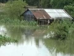 In Assam Floods, Villages Submerged For A Month, Little Government Help