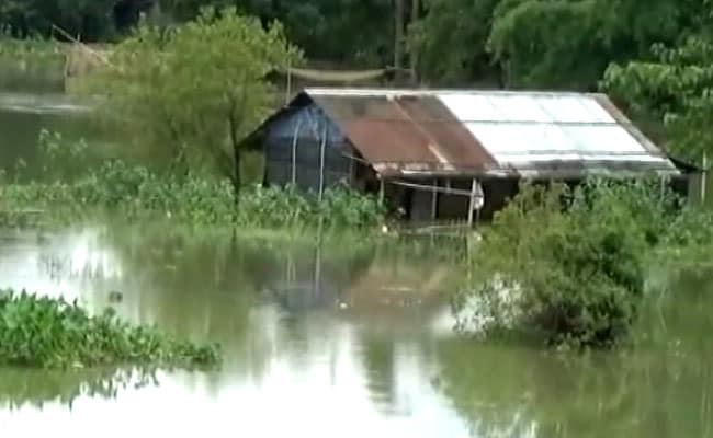 Over 5,000 People Lodged In Relief Camps In Flood-Hit Mizoram