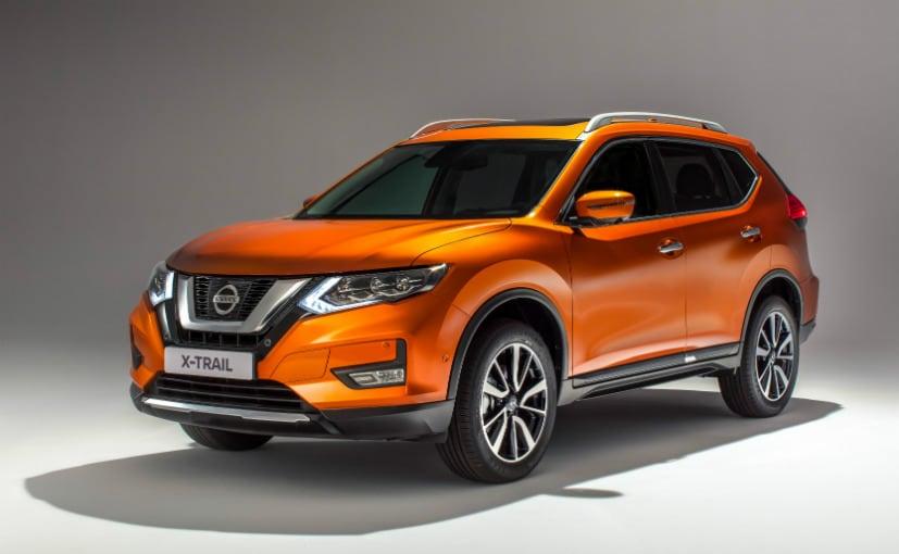 Nissan X-Trail SUV Updated Internationally
