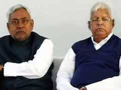 "Election 2019: Lalu Yadav Writes To ""Younger Brother Nitish"" On 'Lantern vs Arrow'"
