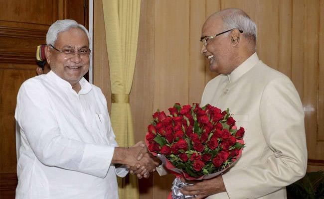 राष्ट्रपति के लिए बीजेपी की पसंद रामनाथ कोविंद को लेकर नीतीश कुमार और लालू यादव के ख्याल जुदा : सूत्र