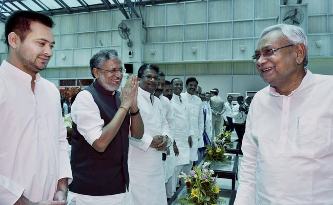 Have Nitish Kumar's Back If He Loses Allies: Bihar BJP Says It Outright