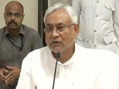 Won't Wait Forever, Nitish Kumar Warns Government On President Nominee