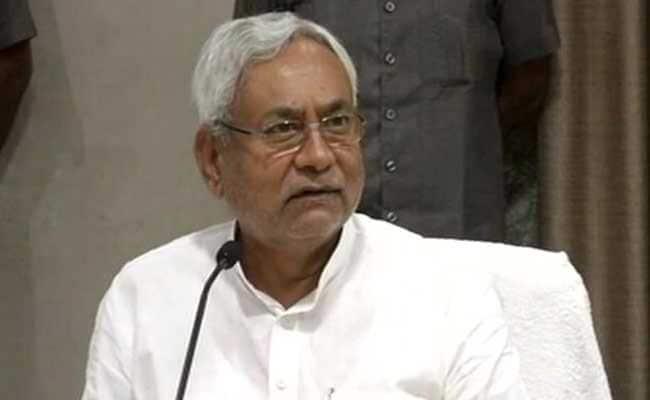 राष्ट्रपति पद के लिए ऐसा व्यक्ति हो जो सबको अच्छा लगे : नीतीश कुमार
