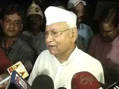 'Bihar Ki Beti' Meira Kumar Has Been Nominated Only To Lose: Nitish Kumar On Presidential Polls