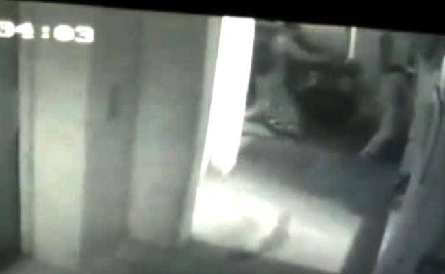 CCTV Shows Noida Engineer Running. Man Shooting Her In Head