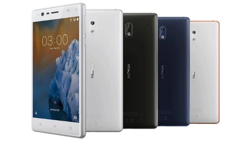 Nokia 3 Gets December Android Security Patch Update