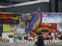 Hundreds Mark First Anniversary Of Orlando Mass Shooting
