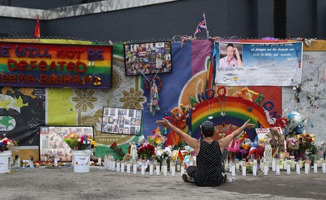Hundreds Mark First Anniversary Of Orlando Mass Shooting